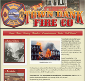 Town Bank Vol. Fire Department New Jersey